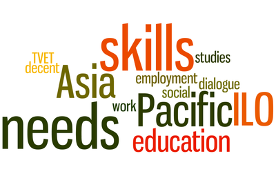 Discussion on Identifying Skills Needs in Asia and the Pacific