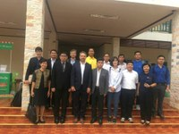 Piloting MRS in ASEAN: Lao PDR and Thailand in Construction