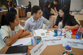 Regional Training on Employment Services in Bangkok, Thailand, August 2014