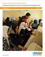 Background paper for the EFA Global Monitoring Report 2012