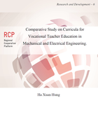 Comparative Study on Curricula for Vocational Teacher Education in Mechanical and Electrical Engineering