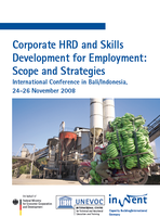 Corporate HRD and Skills Development for Employment: Scope and Strategies