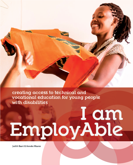 Creating access to technical and vocational education for young people with disabilities: I am Employable