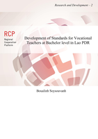 Development of Standards for Vocational Teachers at Bachelor level in Lao PDR