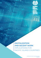 Digitalization and Decent Work: Implications for Pacific Island Countries