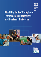 Disability in the workplace: Employers' organizations and business networks