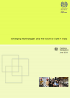 Emerging technologies and the future of work in India