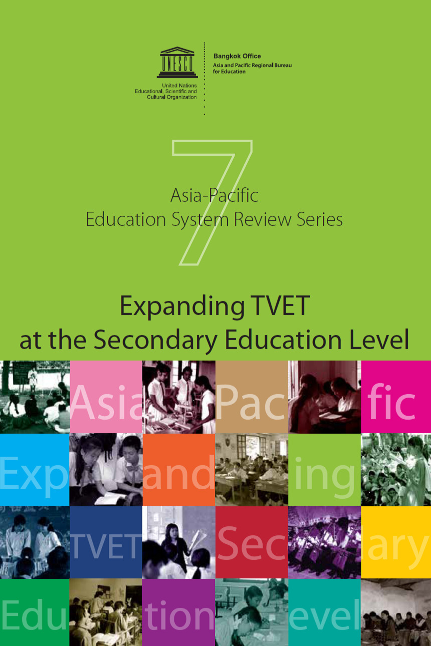 Expanding TVET at the Secondary Education Level