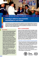 Gender dimensions of agricultural and rural employment: Differentiated pathways out of poverty