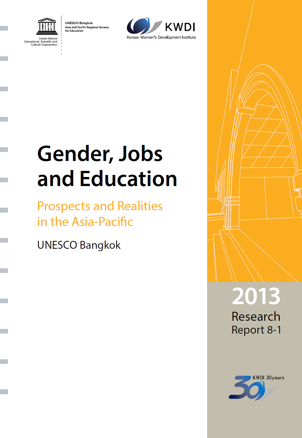 Gender, Jobs and Education: Prospects and Realities in the Asia-Pacific