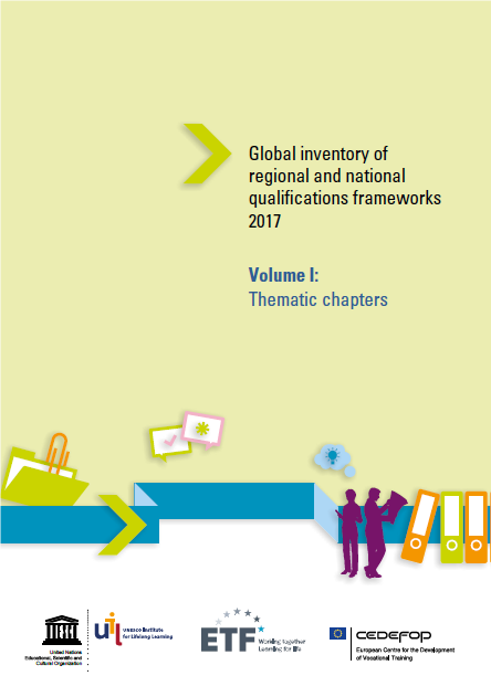 Global inventory of regional and national qualifications frameworks 2017 - Volume 1: thematic chapters