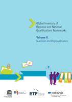Global inventory of regional and national qualifications frameworks - Volume II: national and regional cases