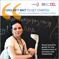 Good practice guide for the employment of persons with disabilities