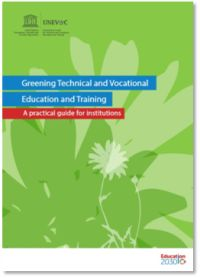 Greening TVET – A practical guide for institutions