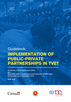 Guidebook: Implementation of Public-Private Partnership in TVET