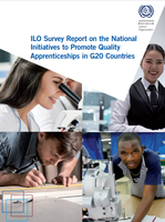 ILO Survey Report on the National Initiatives to Promote Quality Apprenticeships in G20 Countries