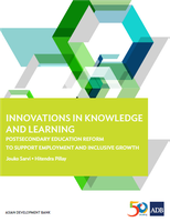 Innovations in Knowledge and Learning: Postsecondary Education Reform to Support Employment and Inclusive Growth