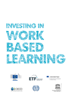 Investing in work based learning