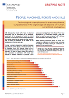 People, machines, robots and skills