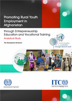 Promoting rural youth employment in Afghanistan through entrepreneurship education and vocational training: Analytical study
