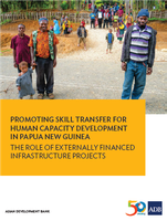 Promoting Skill Transfer for Human Capacity Development in Papua New Guinea