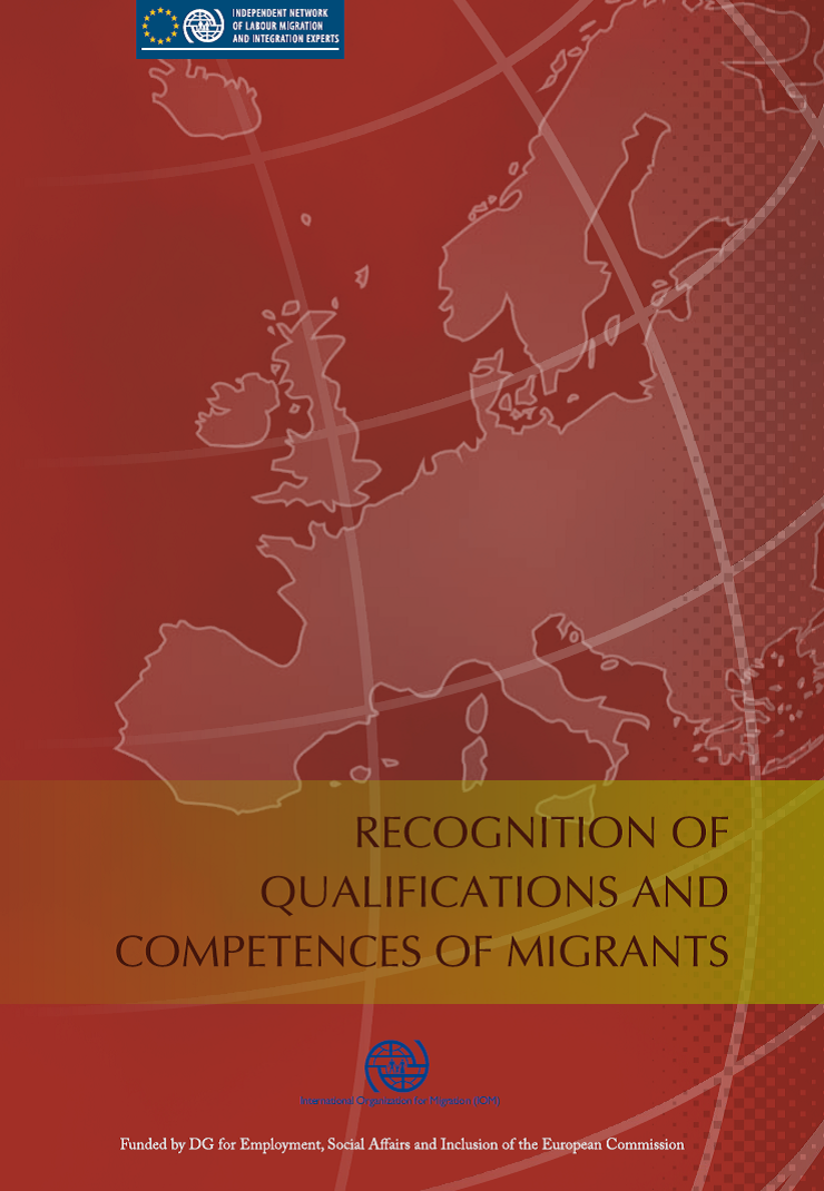 Recognition of qualifications and competencies of migrants