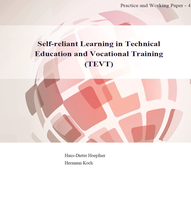 Self-reliant Learning in Technical Education and Vocational Training (TEVT)