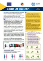 Skills 21 Bulletin Issue 1, May 2020