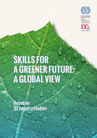 Skills for a greener future: a global view