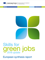 Skills for green jobs: 2018 update - European synthesis report