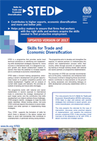 Skills for Trade and Economic Diversification (STED) - Brochure