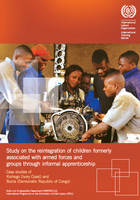 Study on the reintegration of children formerly associated with armed forces and groups through informal apprenticeship