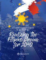 Systematic Country Diagnostic of the Philippines : Realizing the Filipino Dream for 2040