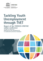 Tackling Youth Employment through TVET. Report of the UNESCO-UNEVOC online conference