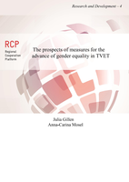 The prospects of measures for the advance of gender equality in TVET