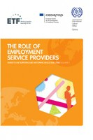 The role of employment service providers  - Guide to anticipating and matching skills and jobs: VOLUME 4