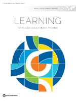 The World Development Report 2018: LEARNING to Realize Education's Promise